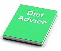 kozzi-9079193-Diet Advice Book Shows Weight loss Knowledge-790x657