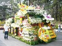 Flower Festival Float 9